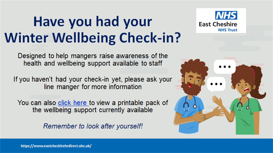 Wellbeing Checkin