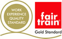 Logo: Fair train Gold Standard